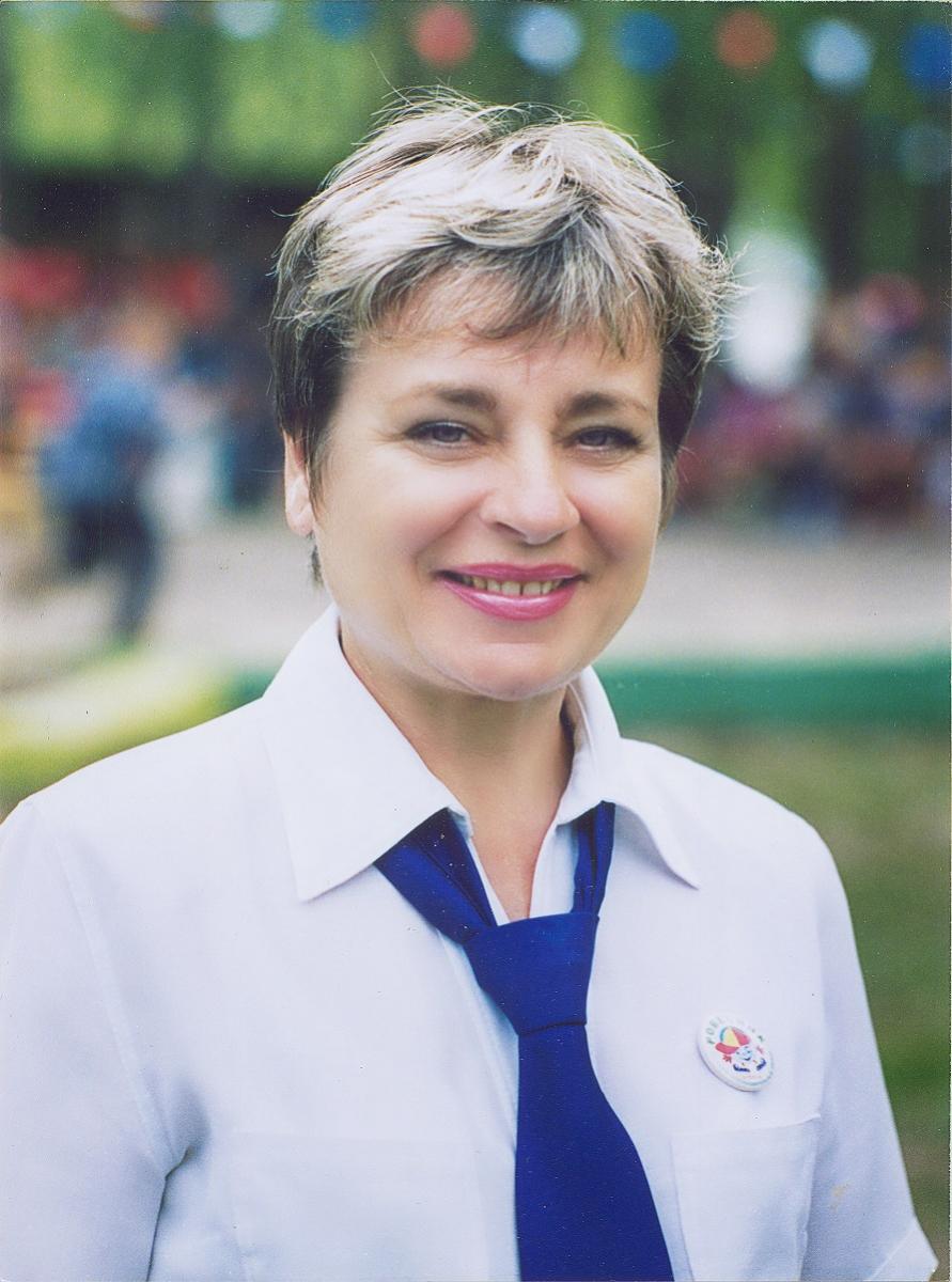 Людмила Николаевна Захарченко